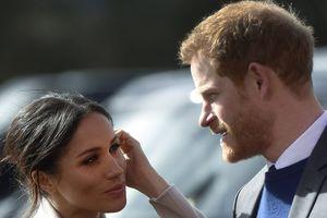 Как в Британии готовятся к торжеству принца Гарри и Меган Маркл