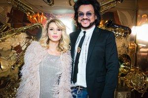 Светлана Лобода создала и спродюсировала Филиппу Киркорову сингл