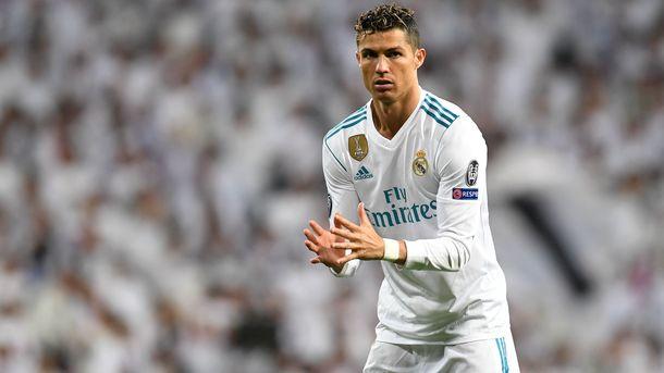 Роналду повторил рекорд Мальдини поколичеству выходов вфинал Лиги чемпионов