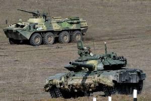 Россия впервые за 20 лет сократила военные расходы –  SIPRI