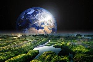 Ученые исследовали вращение Земли в обратную сторону