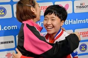 Сборные двух Корей отказались играть друг против друга на чемпионате мира