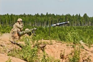 Javelin. Фото: flickr.com/U.S. Army Europe