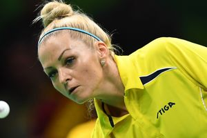 Украина остановилась в шаге от исторических медалей чемпионата мира по настольному теннису