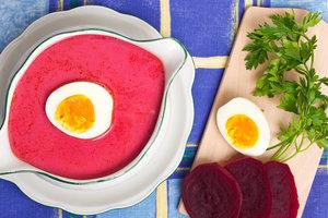 Холодный борщ: рецепт вкусного летнего блюда