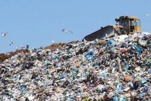 В Запорожской области нашли токсичную свалку