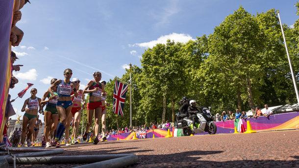 IAAF отстранила пятерых россиян отчемпионата мира поспортивной ходьбе