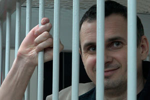 Украинцам покажут фильм про Олега Сенцова