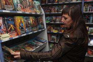 В Украине предложили ввести санкции против российских издателей книг