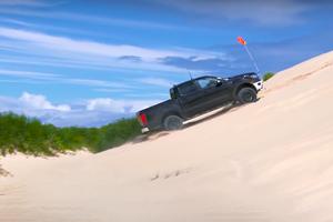 Ford испытал на выносливость новый пикап Ranger: видео