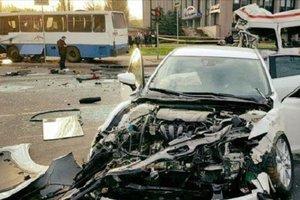 ДТП в Кривом Роге: подозреваемый умер в СИЗО
