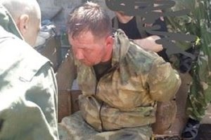 На Донбассе ВСУ взяли в плен боевика