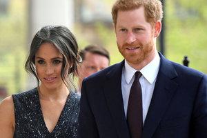 Поцелуя на балконе не будет: новые подробности свадьбы принца Гарри и Меган Маркл