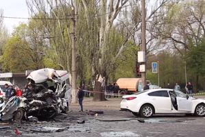 ДТП в Кривом Роге: стала известна причина смерти подозреваемого