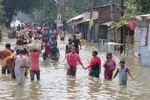 Из-за масштабного наводнения в Кении погибли более сотни человек
