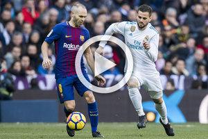 """Где смотреть Эль-Класико """"Барселона"""" - """"Реал"""""""