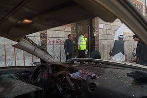 В Кабуле прогремел сильный взрыв