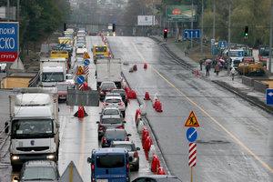 У Кличко обнародовали график ремонта дорог в Киеве
