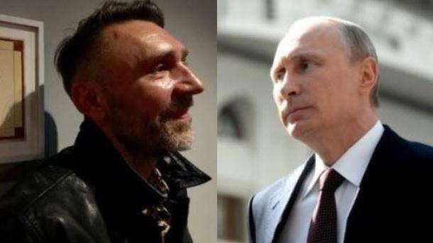 «Онвернулся! Слава творцу!» Сергей Шнуров написал стихи про четвертый срок В. Путина