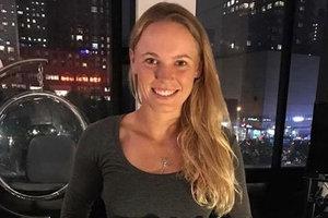 Теннисистка Каролин Возняцки получила рыцарский орден Дании