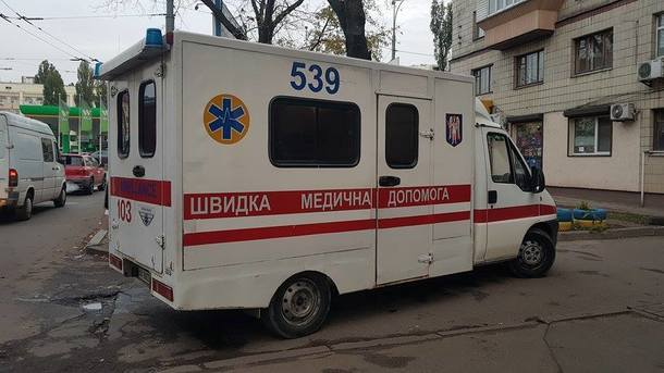 Веще одном городе после Черкасс дети ощутили нездоровье нашкольной линейке