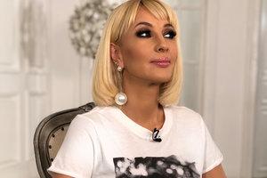 46-летняя Лера Кудрявцева готовится стать мамой