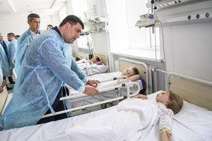 Массовое отравление детей в Черкассах: Гройсман назвал возможную причину
