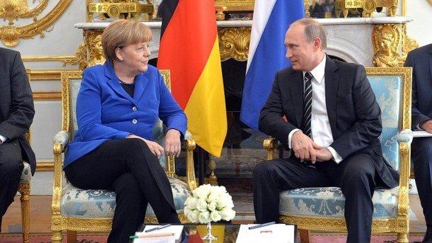 Меркель заверила Иран вприверженности Европы ядерной сделке