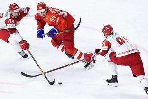 Онлайн матча Беларусь - Швейцария на чемпионате мира по хоккею
