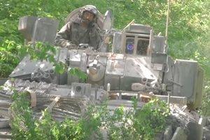 Украинские военные снова блеснули мастерством на учениях с НАТО