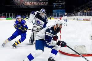 Онлайн матча Швеция - Австрия на чемпионате мира по хоккею