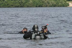 9 мая в Киеве утонули двое мужчин