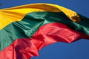 Российские радикалы напали на посольство Литвы в Москве