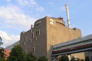 На Запорожской АЭС запустили еще один энергоблок
