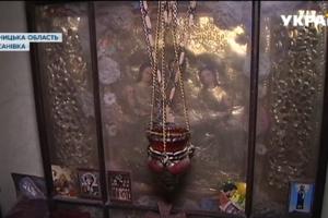 В Винницкой области нашли 1300-летний храм, устроенный монахами в скале