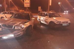 ДТП в Харькове: в столкновении двух иномарок была ранена женщина