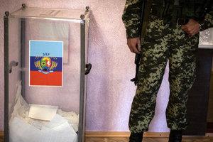 "На Донбассе задержали ""депутата народного совета ЛНР"""