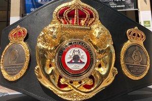 Исторический бой: WBA представила особый пояс для боя Ломаченко - Линарес
