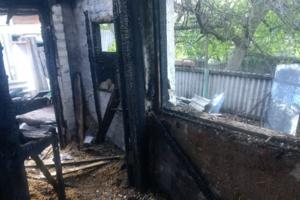 В Харьковской области мужчина и женщина погибли в огне