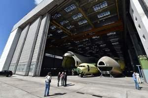 Кабмин утвердил стратегию возрождения авиастроения