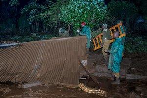 В Кении 40 человек погибли при прорыве плотины