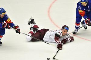 Онлайн матча США - Латвия на чемпионате мира по хоккею