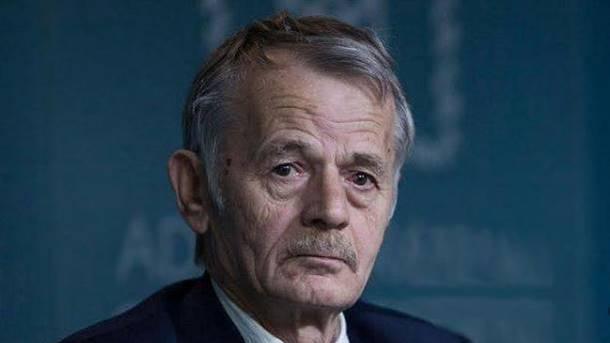 Мустафа Джемилев: Есть два варианта возвращения Крыма Украине