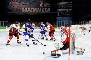 Онлайн матча Словакия - Франция на чемпионате мира по хоккею
