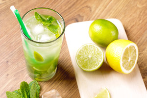 Безалкогольный мохито: классический рецепт освежающего напитка