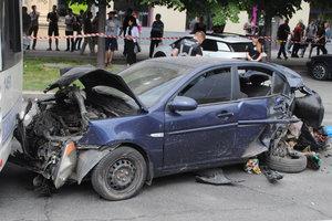 Масштабная авария в Запорожье: появились новые подробности и фото