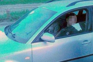 В Киеве 18-летний водитель избил битой полицейского