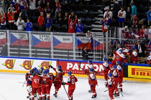 Онлайн матча Чехия - Россия на чемпионате мира по хоккею