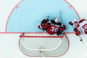 Онлайн матча Норвегия - Канада на чемпионате мира по хоккею