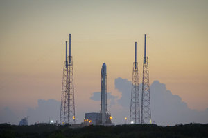 Falcon 9. Фото: SpaceX